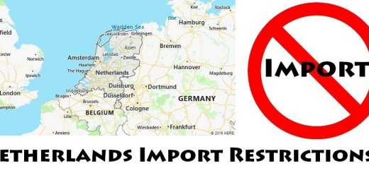 Netherlands Import Regulations