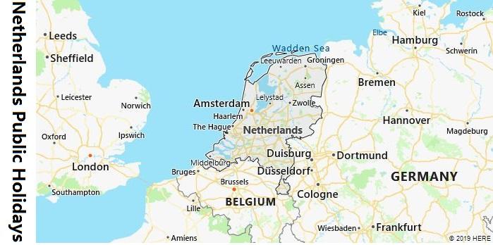 Netherlands Public Holidays