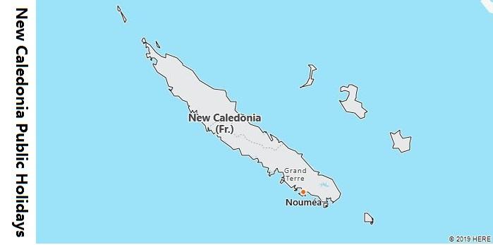New Caledonia Public Holidays