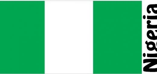 Nigeria Country Flag