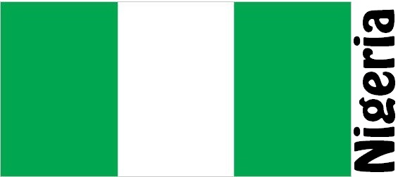 Nigeria Country Flag