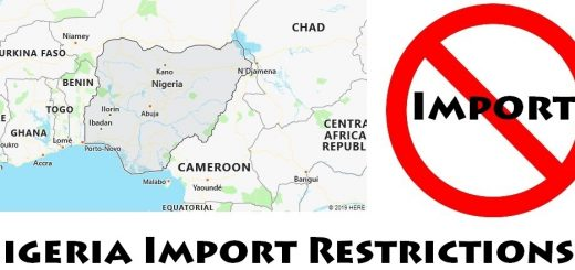 Nigeria Import Regulations