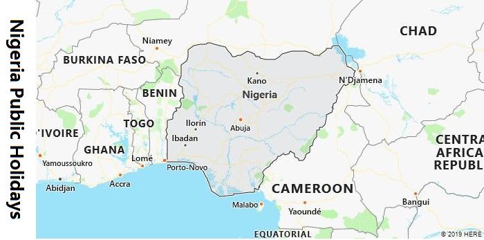 Nigeria Public Holidays