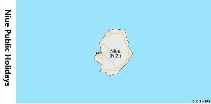 Niue Public Holidays