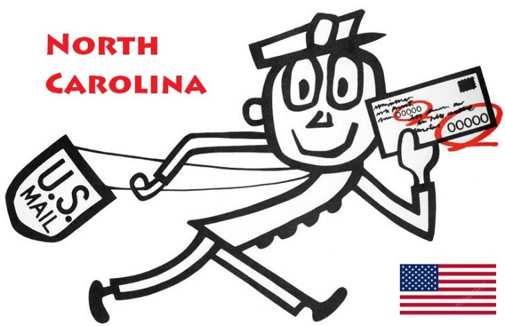North Carolina Zip Codes
