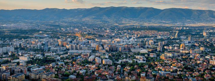 North Macedonia Skopje