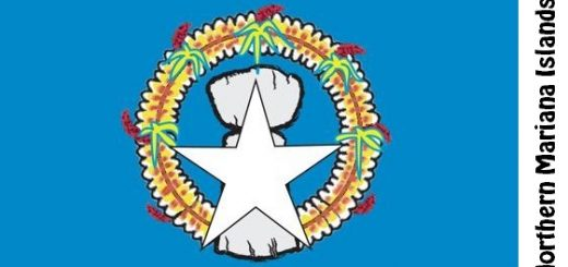 Northern Mariana Islands Country Flag