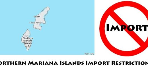 Northern Mariana Islands Import Regulations