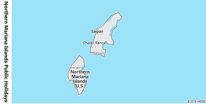Northern Mariana Islands Public Holidays