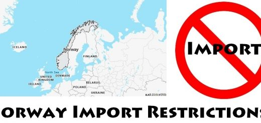 Norway Import Regulations