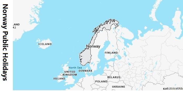Norway Public Holidays