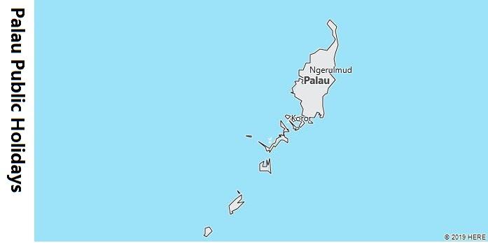 Palau Public Holidays