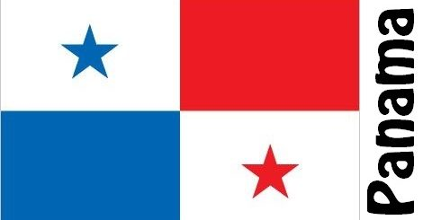 Panama Country Flag