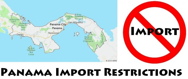 Panama Import Regulations