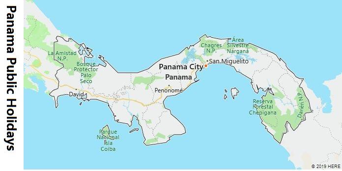 Panama Public Holidays
