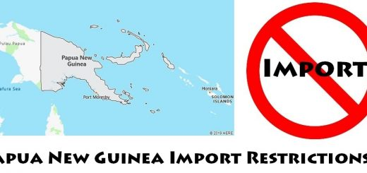 Papua New Guinea Import Regulations