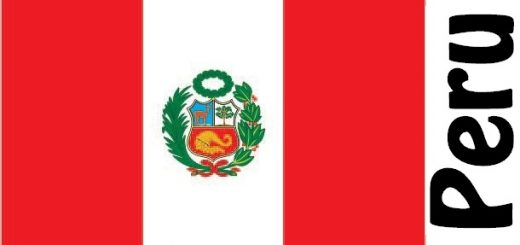Peru Country Flag