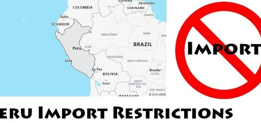 Peru Import Regulations