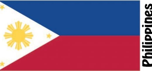 Philippines Country Flag