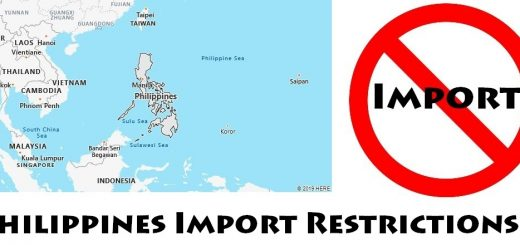 Philippines Import Regulations