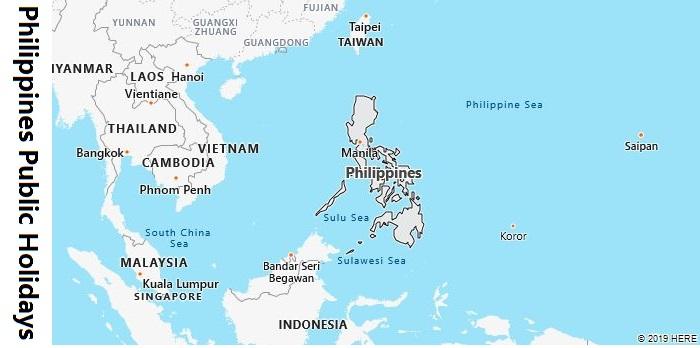 Philippines Public Holidays