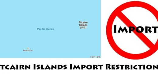 Pitcairn Islands Import Regulations