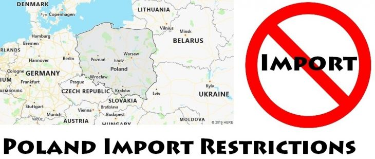 Poland Import Regulations