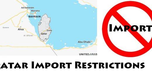 Qatar Import Regulations