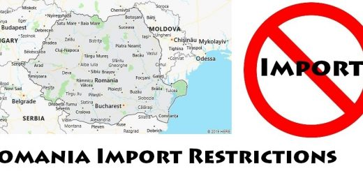Romania Import Regulations