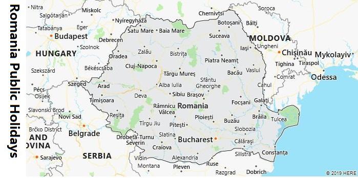Romania Public Holidays
