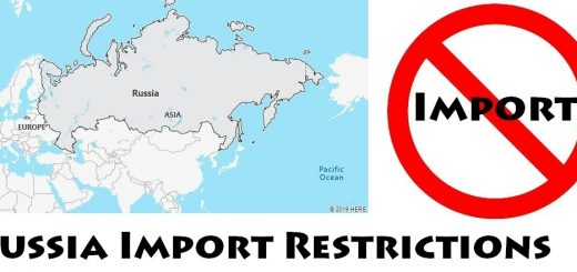Russia Import Regulations
