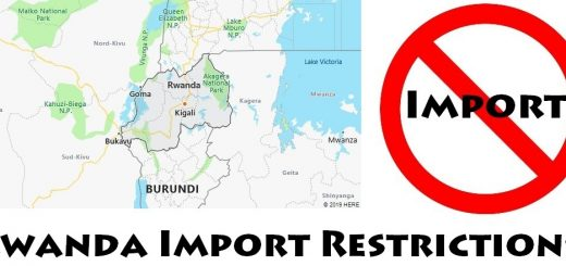 Rwanda Import Regulations
