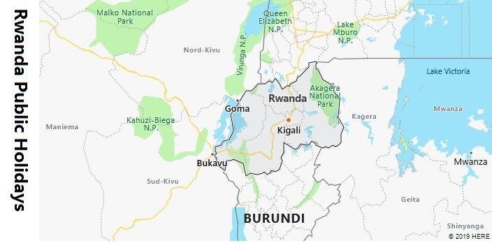 Rwanda Public Holidays