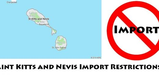 Saint Kitts and Nevis Import Regulations