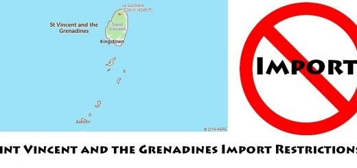 Saint Vincent and the Grenadines Import Regulations