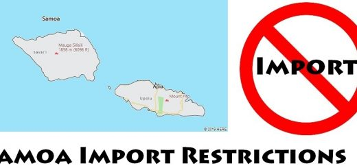 Samoa Import Regulations