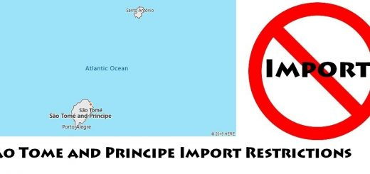 Sao Tome and Principe Import Regulations