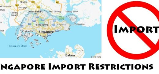 Singapore Import Regulations