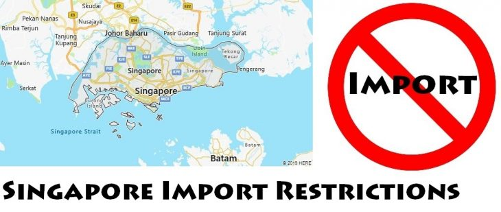 Singapore Import Regulations