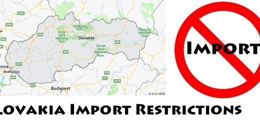 Slovakia Import Regulations
