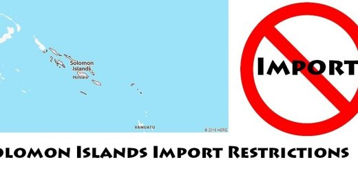 Solomon Islands Import Regulations