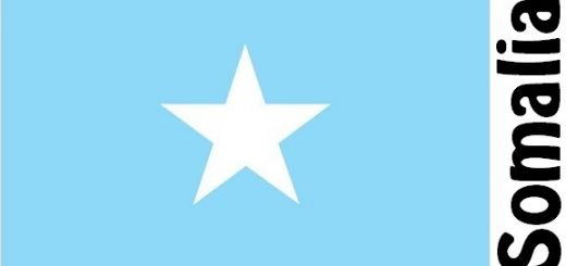 Somalia Country Flag