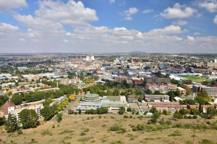 South Africa Bloemfontein