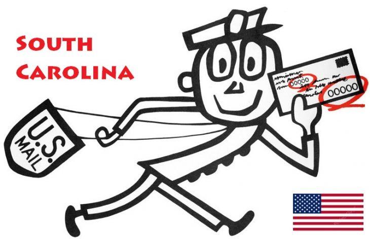 South Carolina Zip Codes