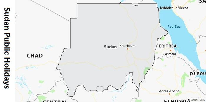 Sudan Public Holidays