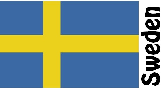 Sweden Country Flag