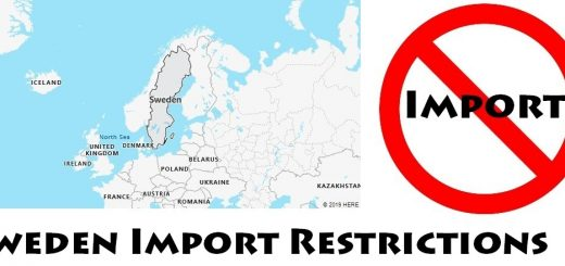 Sweden Import Regulations