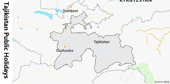 Tajikistan Public Holidays