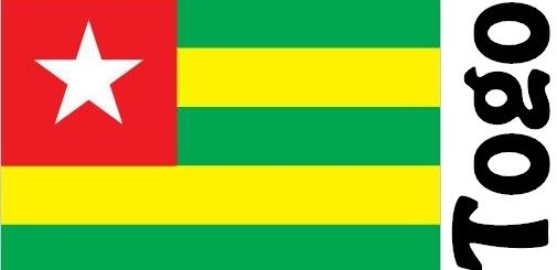 Togo Country Flag