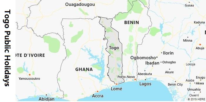 Togo Public Holidays